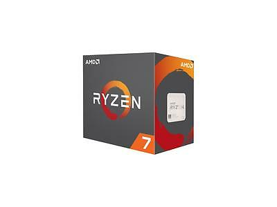 AMD Ryzen 7 1700X 3.8GHz Eight Core AM4 Processor - NEW in Box