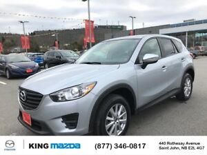 2016 Mazda CX-5 GX-FWD LOW LOW KMS..ONE OWNER..BLUETOOTH..ALLOY