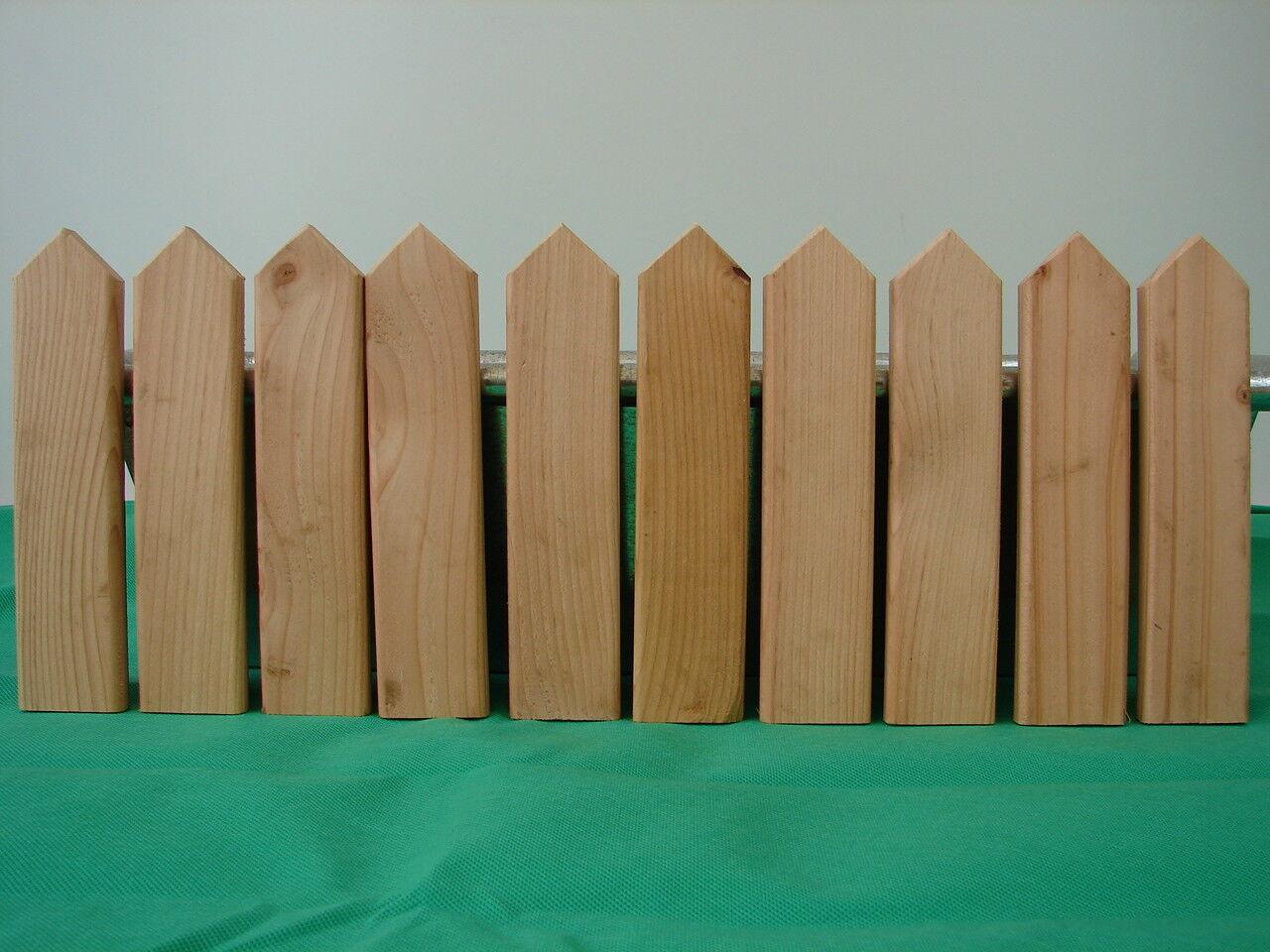 Douglasie Lärche schöne Bretter rustikal Zaun