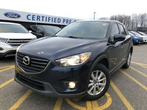 2016 Mazda CX-5 GS POWER SUNROOF|KEYLESS ENTRY|FOG LAMPS