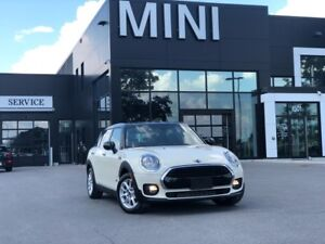 2017 MINI Cooper Clubman 6MT 6 DOORS AWD PRICE SAVE! PANO HEATED