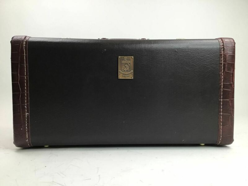 Used Bach Artisan Double Trumpet Case [441]