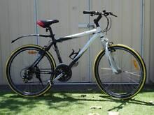 Aluminium white Mountain Bike Kingsford Eastern Suburbs Preview