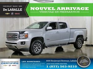 2017 GMC Canyon 4WD SLE//DIESEL// RARE MODEL//LIKE NEW//ONE PREV