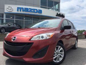 2015 Mazda Mazda5 GS | 6 PASSAGERS | TRÈS BAS KILO