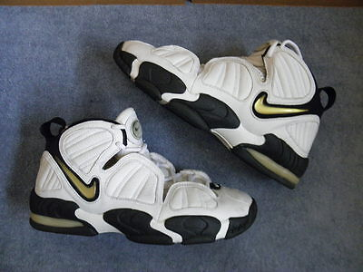 Nike Air Max Uptempo Zoom TB Team Basketball 3.0 Reggie Miller 11.5 vintage 90s (Nike Air Max 90 Basketball)