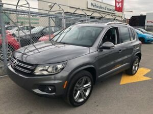 2017 Volkswagen Tiguan Highline 2.0T 4Motion Audio Fender - Nav