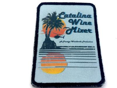Catalina Wine Mixer (Catalina Wine Mixer Sublimated Morale Cosplay Patch)