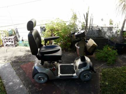 MOBILITY SCOOTER IMMACULATE BARELY USED PICKUP ASAP Merrylands Parramatta Area Preview