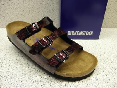 Birkenstock Florida (Birkenstock ® Top Preis  Florida metallic Nr. 1011179 (Bi52))