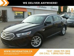 2013 Ford Taurus SE FULL SIZE SEDAN WITH GREAT GAS MILEAGE