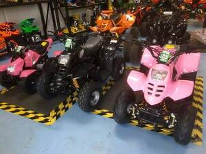 40% OFF 2016 MODEL QUADS! 3 MODELS ONLY 3 YEARS WARRANTY! Canning Vale Canning Area Preview