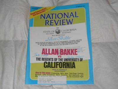 National Review Magazine   October 28 1977   Should Coservatives Vote Democrat