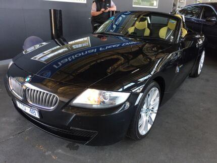 2008 BMW Z4 Convertable M sport roadster 3.0 si