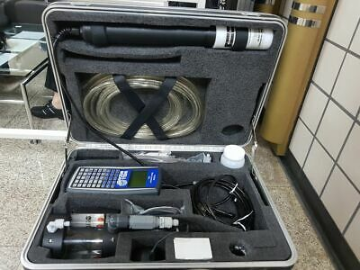 Qed Environmental Systems Fc4000 Flow Cell Water Analyzer