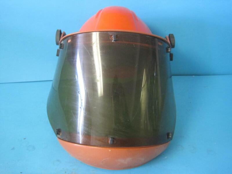 Salisbury Pro-Shield Arc Flash Face Shield w/ North A29 /29R Helmet 52-60 cm