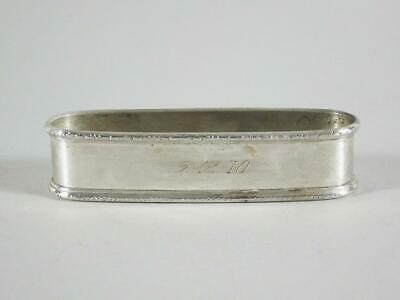 Silver Sterling Silver Napkin Rings