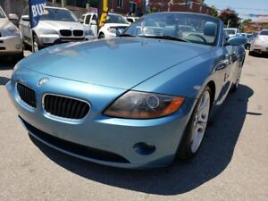 2003 BMW Z4 2.5i/Z4/Convertible/Low Mileage