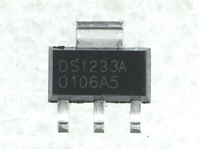 Ds1233a Ds Ic 2.88v 10 Sot223 22 Pieces