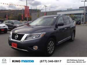 2014 Nissan Pathfinder SL 7 PASS..ALL WHEEL DRIVE..HEATED FRONT