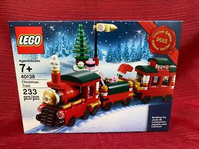 LEGO HOLIDAY CHRISTMAS TRAIN #40138 NEW in Box