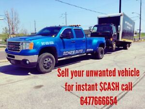 ⭐️✅⭐️✅⭐️$CASH⭐️✅⭐️✅⭐️ FOR ALL CARS FREE TOW TRUCKS 6477666654