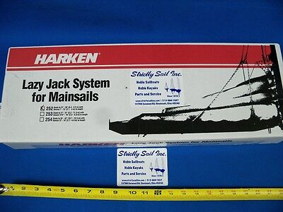 Harken Lazy Jack System #252 Lazy Jack Systems