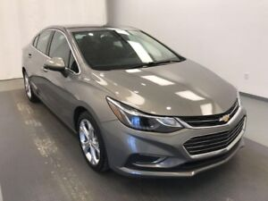 2018 Chevrolet Cruze Premier Auto HEATED LEATHER,REMOTE START...