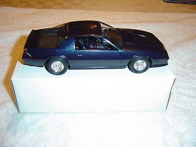 1982 NOS DARK BLUE CAMARO Z28 ORIGINAL DEALER PROMO NEW IN BOX N/R