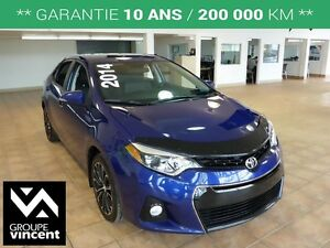 2014 Toyota Corolla S**AIR BLUETOOTH**