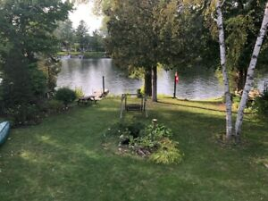 Lake Front 2 Bedroom Unit on Otonabee River