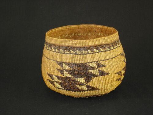 A Very Nice Karok gift basket, Native American Indian, circa: 1910