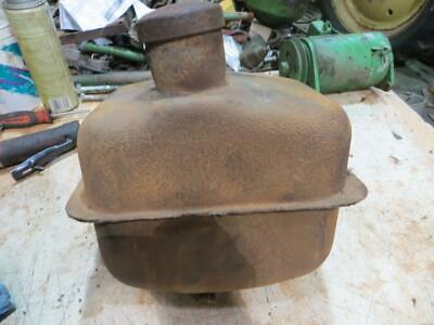 John Deere B All Fuel Starting Small Tank Ab2873r