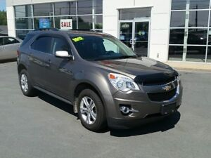 2012 Chevrolet Equinox 1LT Romote Starter. Back up Camera.
