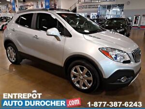 2016 Buick Encore Leather 4X4 Automatique, NAVIGATION - TOIT OUV