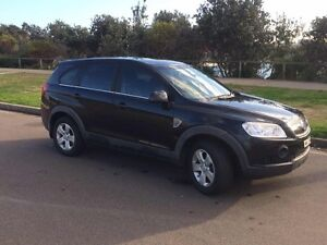 Up for sale Holden Captiva 2010 Coogee Eastern Suburbs Preview
