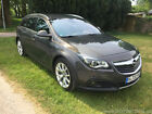 Opel Insignia A (G09) 2.0 CDTI Sports Tourer 4x4 Test