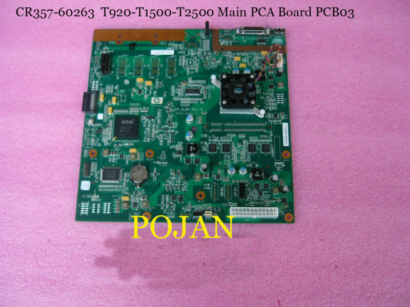CR357-60319  CR357-67051 CR357-60319 Fit for T920 T1500 Main PCA FORMATTER BOARD