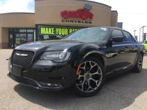 2016 Chrysler 300 300S BEATS AUDIO, PANO ROOF NAVI H-TED SEATS
