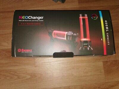 Enermax DIY-Pumpe NEOChanger 400ml mit Ovp und FB (ELC-NC200RGB)