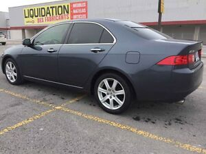 2005 Acura TSX 2.4 Automatic, Full Options