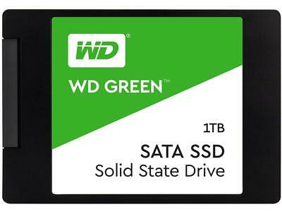 "Western Digital - WDS100T2G0A - WD Green 1TB Solid State Drive - 2.5"" Internal -"