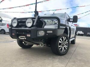 2017 Ford Ranger PX MkII 2018.00MY Wildtrak Double Cab Silver 6 Speed Sports Automatic Utility Maidstone Maribyrnong Area Preview