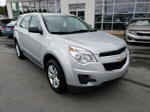 2012 Chevrolet Equinox LS AWD. Clean. No accidents.