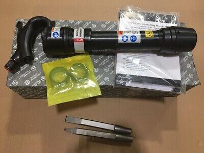 Chicago Pneumatic Rivet Buster Cp-4608p 8 Demolition Hammer 2 Bits New