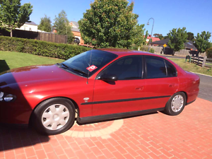 HOLDEN COMMODORE VX Executive 2002 Sunbury Hume Area Preview