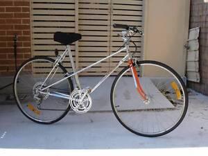 Silver Road Bike Kingsford Eastern Suburbs Preview