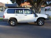 2000 Toyota Landcruiser 105 -1HZ 4.2 Turbo Diesel - 5 speed Newport Hobsons Bay Area Preview