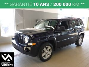 2010 Jeep Patriot NORTH**GARANTIE 10 ANS**