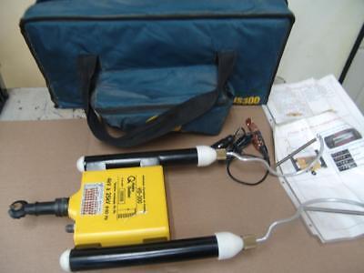Insulator Tester Vis-300 Detection Instrument Greenlee Positron Hubbel Hi-test 2